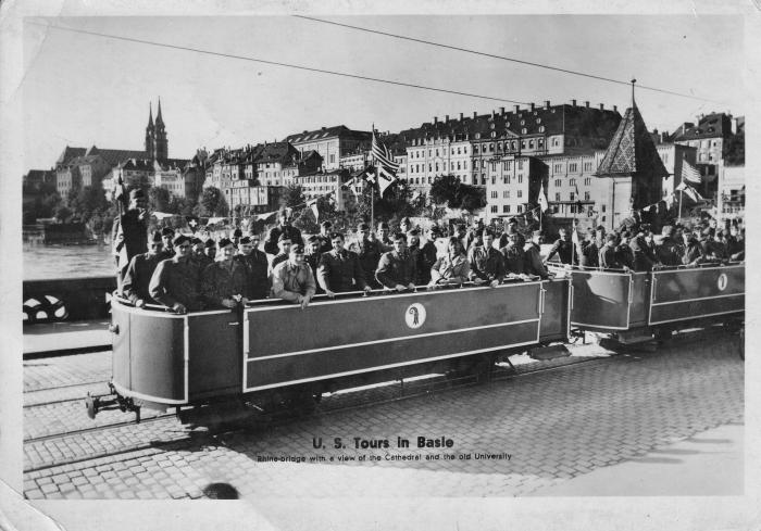 Badwännli 1946