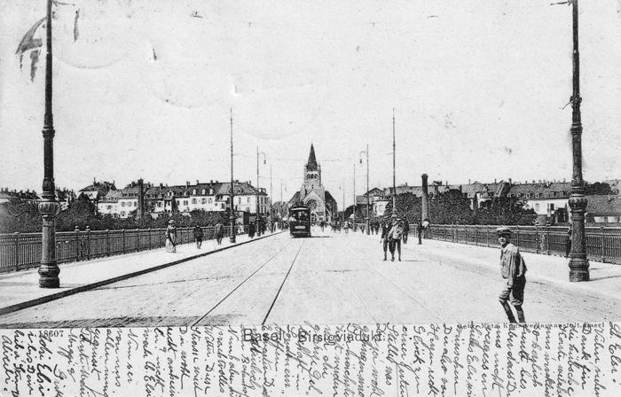Viadukt 1903