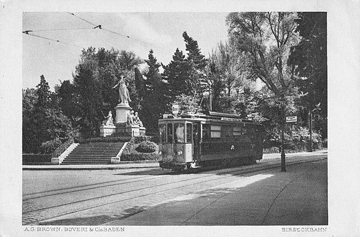 Birseckbahn 1914
