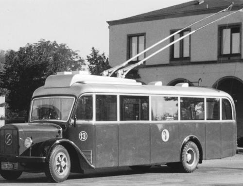 Trolleybuslinie A