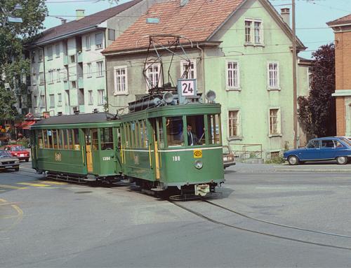 Tramlinie 24