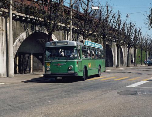 Autobuslinien 22/36, 36 und 36A