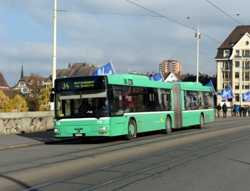 Autobuslinien 34 und 34E