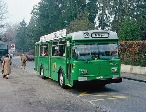Autobuslinien 32 und 32A