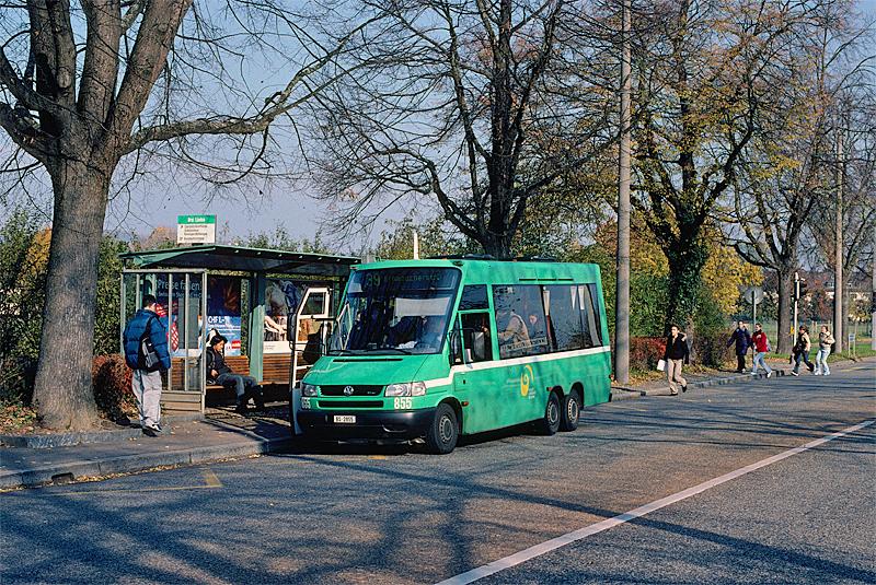 VW/kutsenits City III T4 Nr. 855