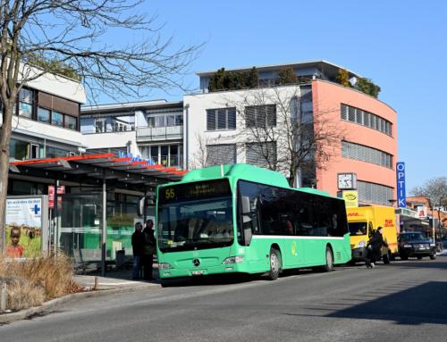 Autobuslinie 55