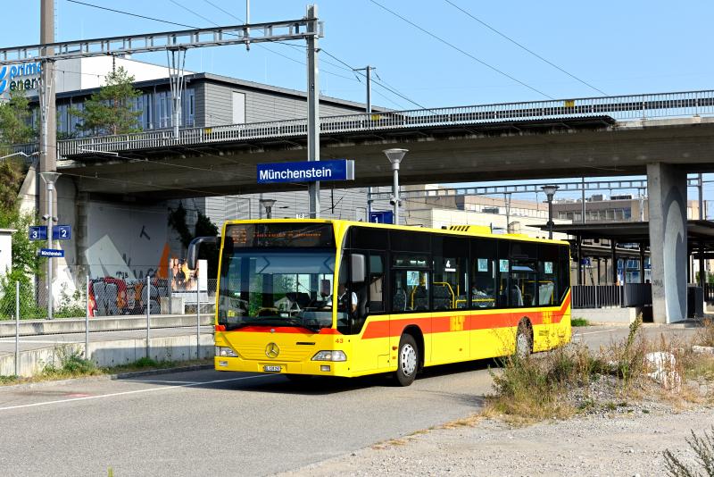 MB O 530 Citaro C1 Nr. 43