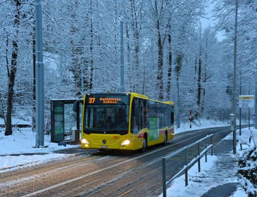 Autobuslinien 37A und 37