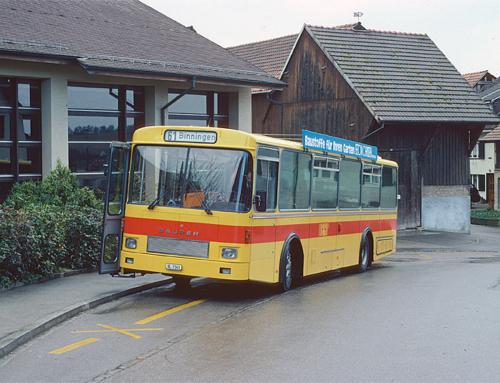 Autobuslinien 61 und 61A