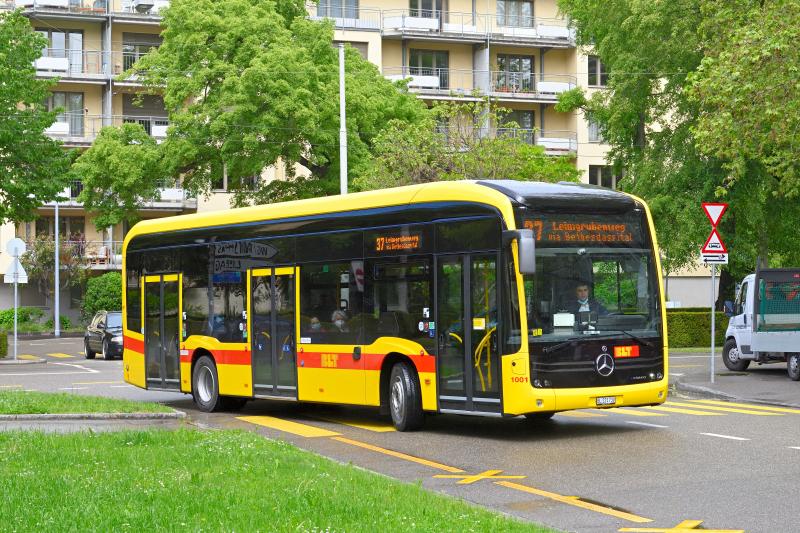 MB O 530 eCitaro C2 Nr. 1001